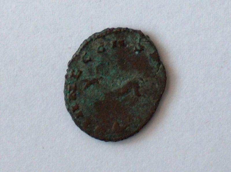 antoninien de Gallien pour Rome émission bestiaire 733f10