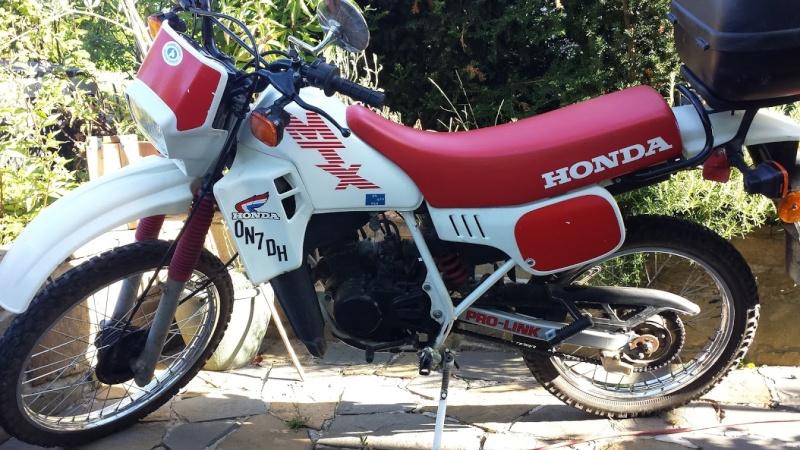 miniil avec Honda MTX 50cc 20150710