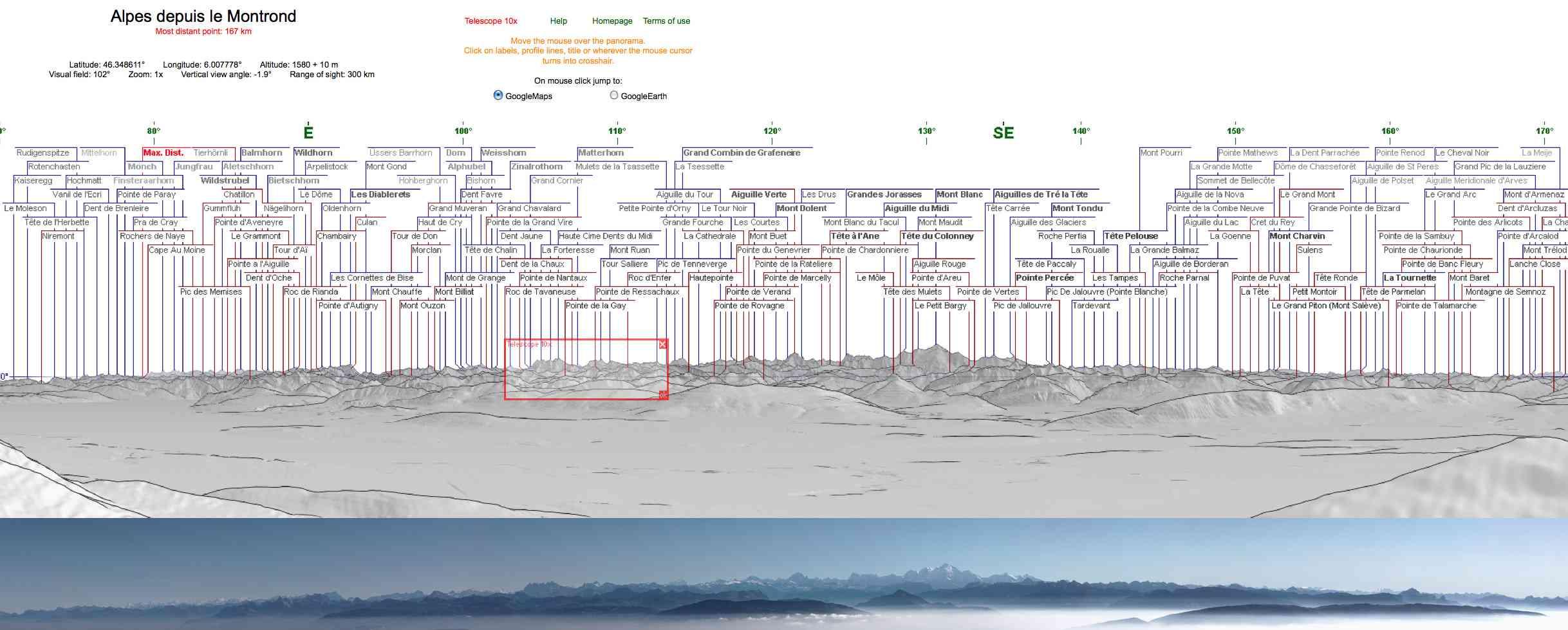 Panoramas alpins virtuels Alpes_12