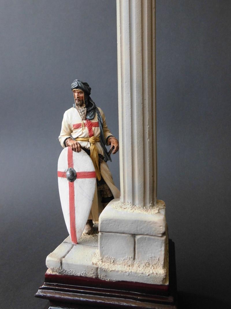 Tempelritter, 12. Jahrhundert  Cimg3610