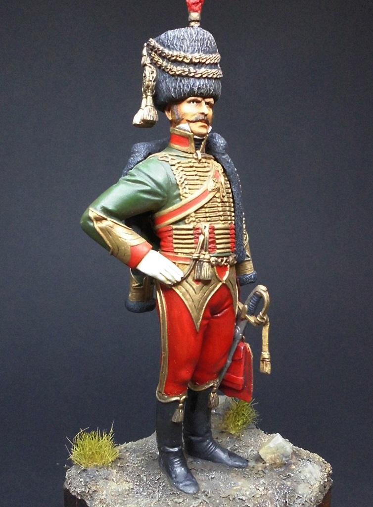 Offizier des 7. Husarenregiments Cimg3615