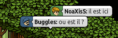 Rapports d'activités : Buggles. 9999910
