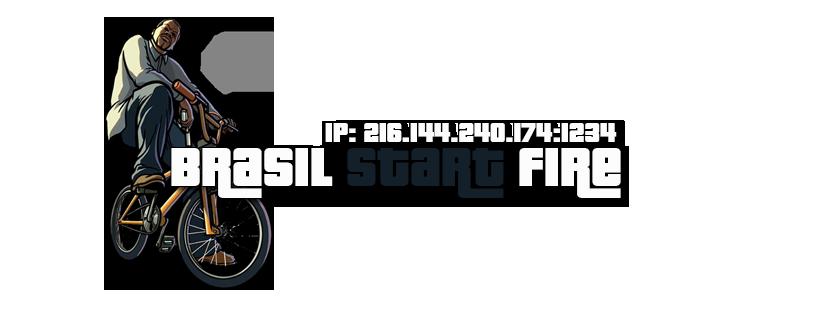 Brasil Start Fire