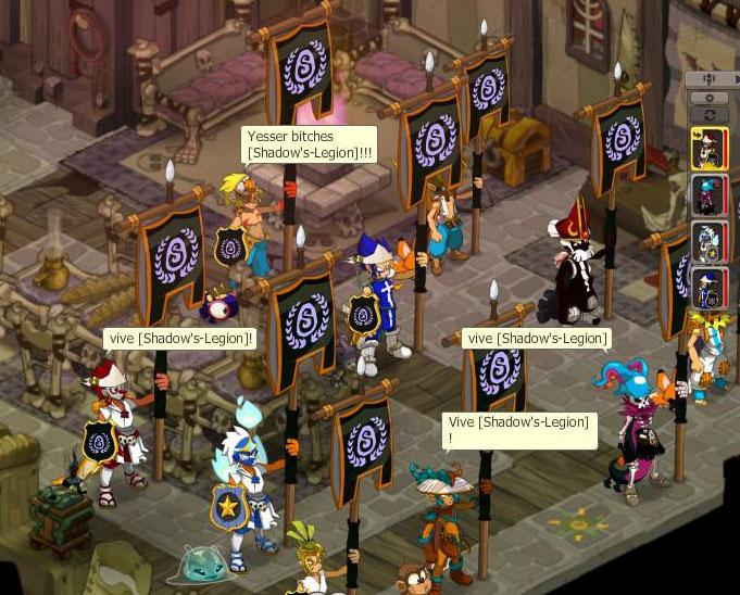 Candidature de la guilde Shadow's-legion  313
