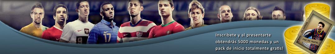 EFA - Liga virtual de futbol Inscri11