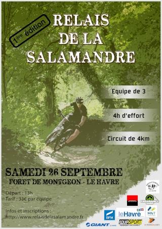 [26 septembre 2015] Relais de la salamandre Affich13