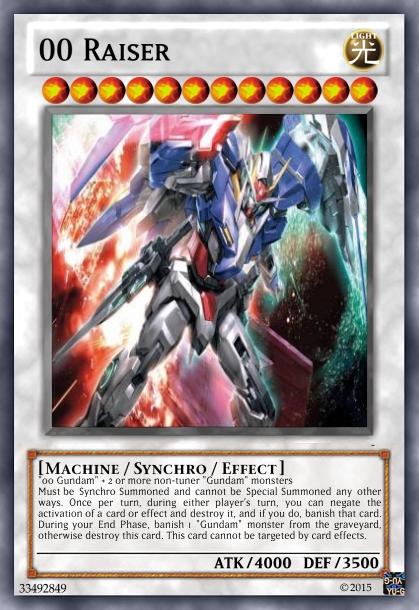 Gundam 00 Cards Request 65dtns10