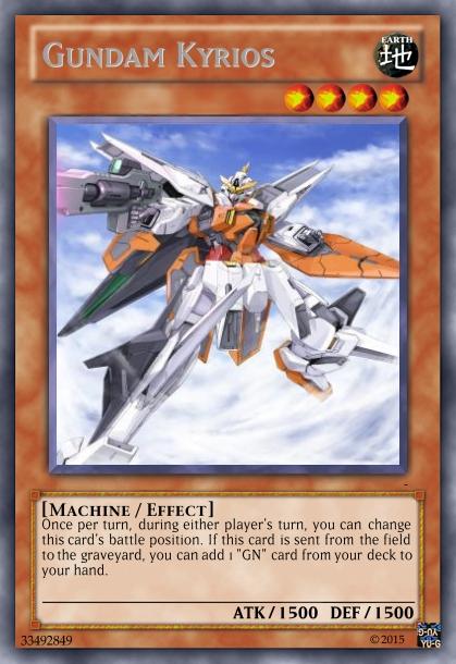 Gundam 00 Cards Request Riujn610