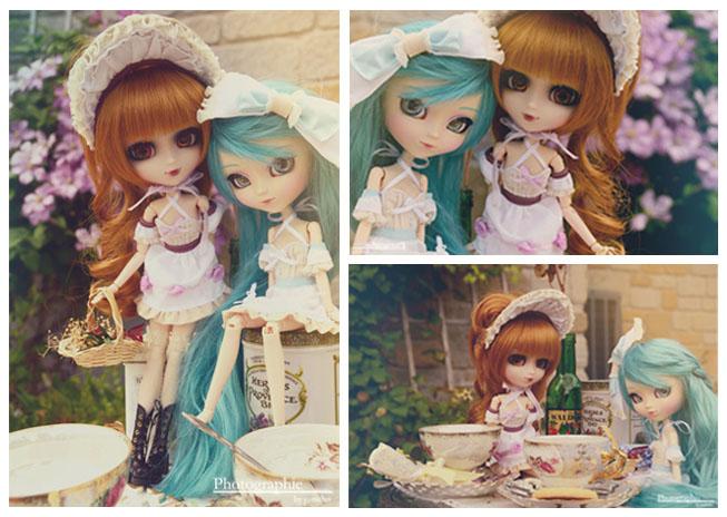 ~ yume's dolls ~ ✧ pullip ✧ Montag10