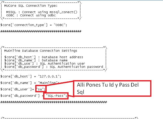 MUCore 1.0.8 Desencriptada Full [English & Spanish] Core11