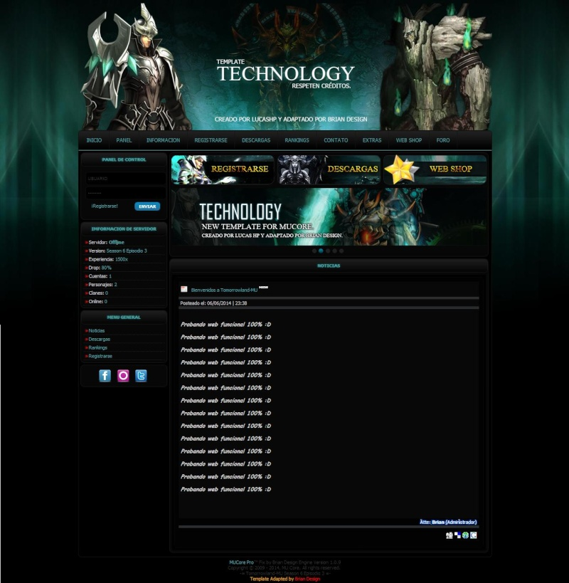 Template Tecnology Pvhbsf10