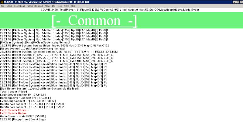 Repack Files 99b MC v3 + Fixs+Item S2 Agregados Tcgr0n11