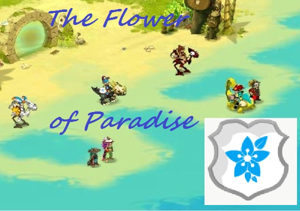 The Flower of Paradise