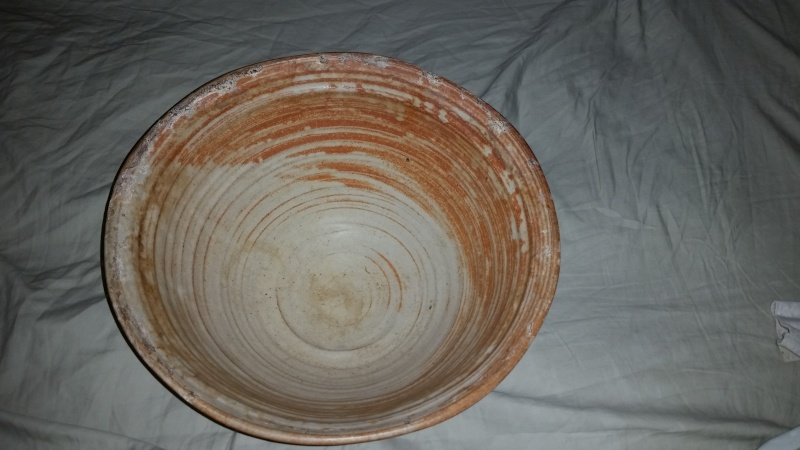 large bowl with impressed star or asterisk mark 20150611