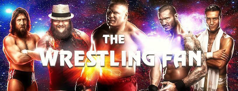 Facebook's The Wrestling Fan's Forum!