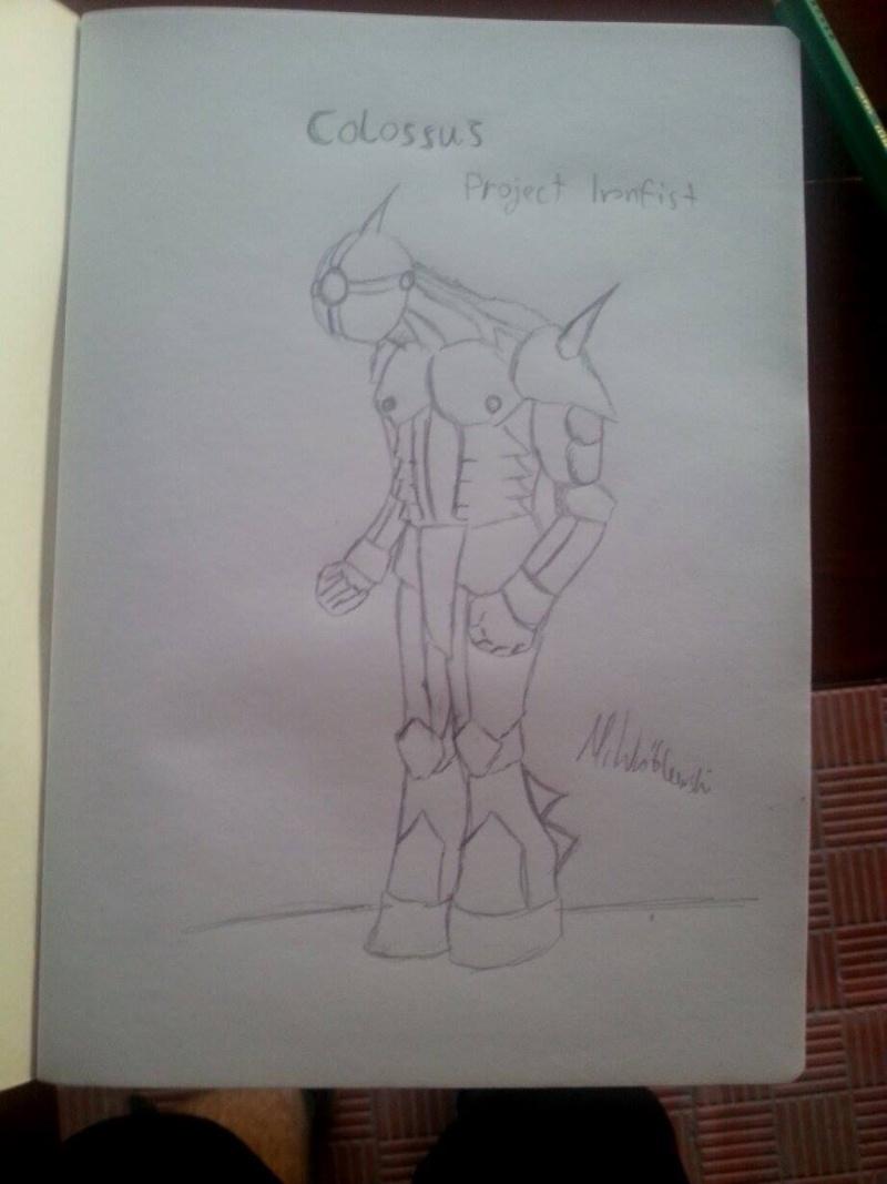 Cyborg: Faction Lineup 11770410
