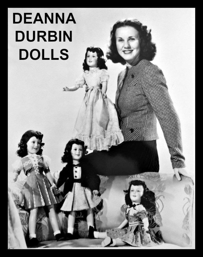 Deanna Durbin Dolls 56544410