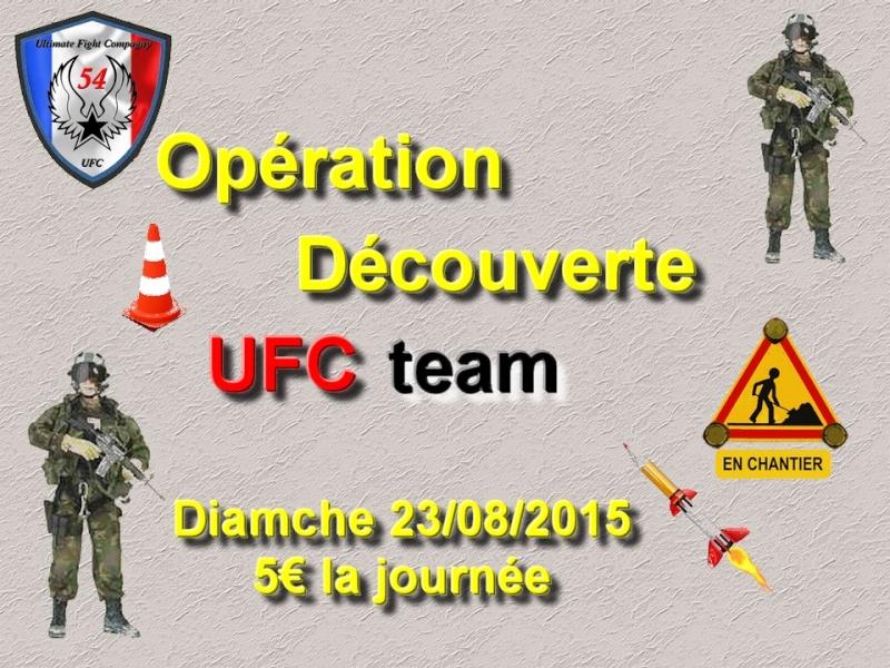 [UFC]Opération découverte UFC team Opyrat10