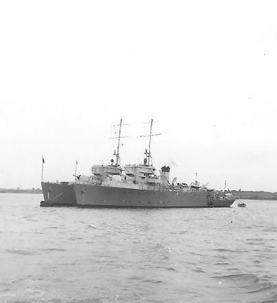 M902 J. E. Van Haverbeke (ex HMS Ready) - Page 2 B110