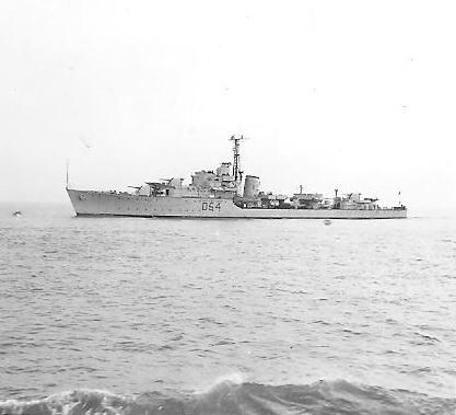 M902 J. E. Van Haverbeke (ex HMS Ready) - Page 2 Destro10
