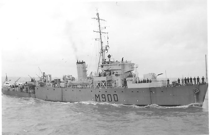 M902 J. E. Van Haverbeke (ex HMS Ready) - Page 2 George10