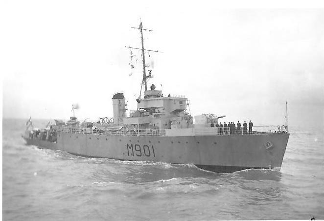 M902 J. E. Van Haverbeke (ex HMS Ready) - Page 2 M901_a10