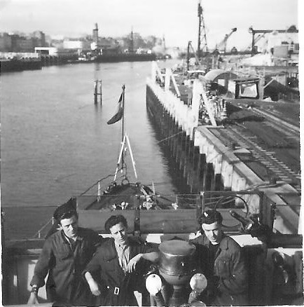 M902 J. E. Van Haverbeke (ex HMS Ready) - Page 3 Vh110
