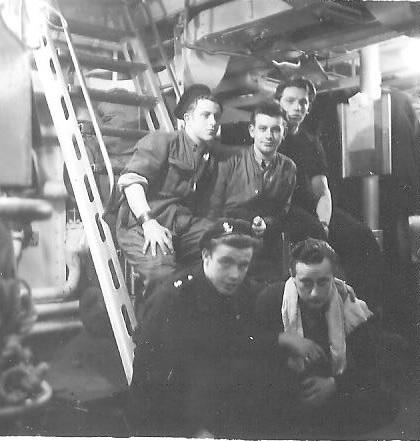M902 J. E. Van Haverbeke (ex HMS Ready) - Page 3 Vh210