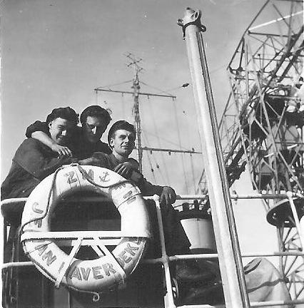 M902 J. E. Van Haverbeke (ex HMS Ready) - Page 3 Vh310