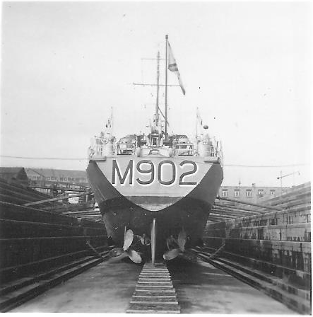 M902 J. E. Van Haverbeke (ex HMS Ready) - Page 4 Vh_0410