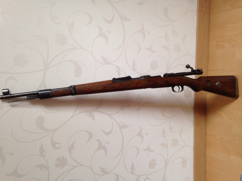 Mauser Mod.98 de 1943 Image18