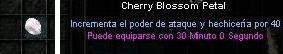 RECOLECTA DE Cherry Blossom 310