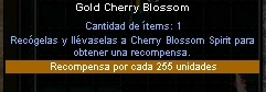 RECOLECTA DE Cherry Blossom 410
