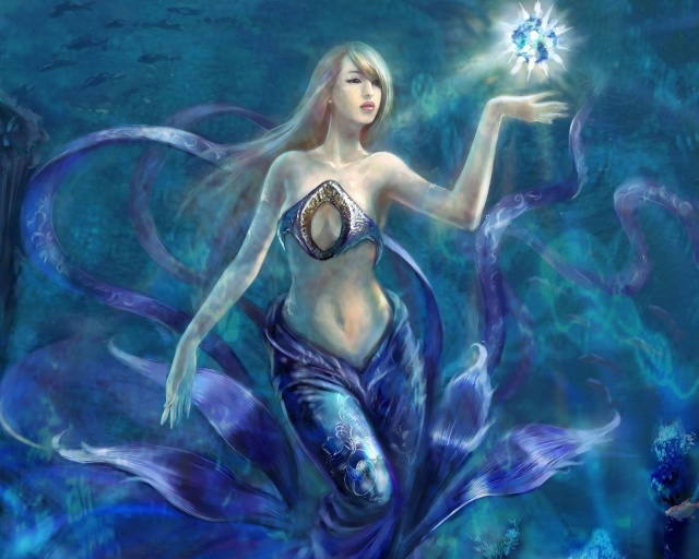 Legedary Marefolk & Sirens of the Deep Mermai13