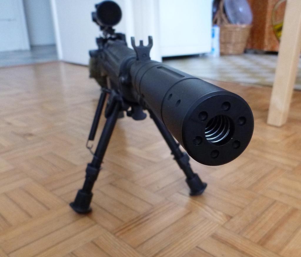 magnifique et legendaire M14 SOCOM de MARUI P1130926