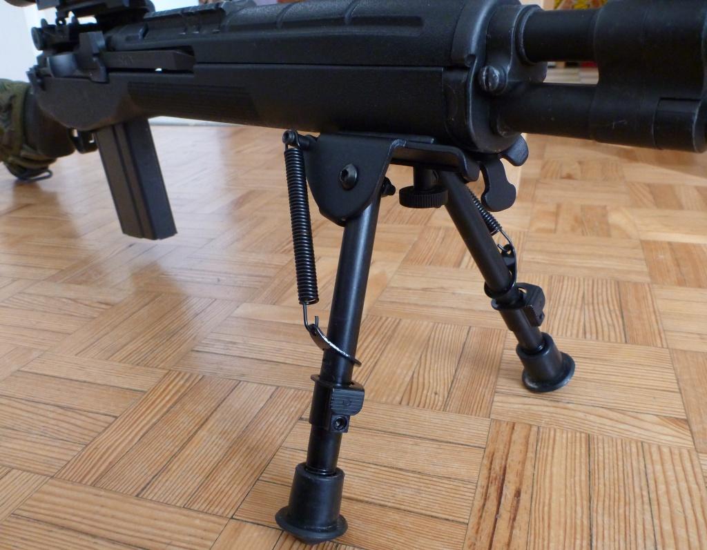 magnifique et legendaire M14 SOCOM de MARUI P1130927