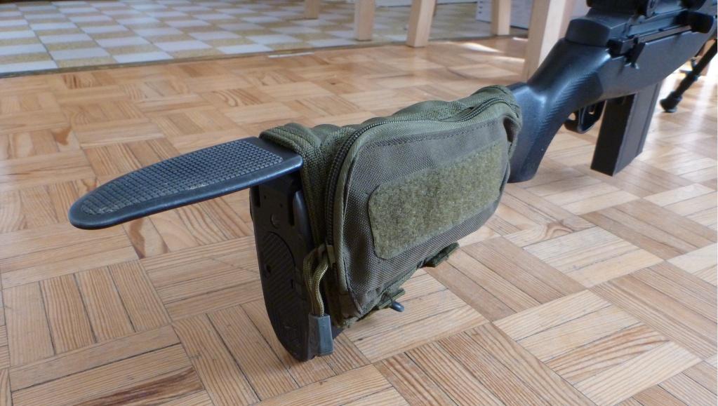 magnifique et legendaire M14 SOCOM de MARUI P1130929