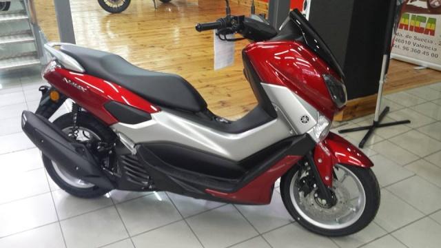 Foro Yamaha Nmax 125