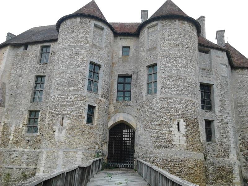 le chateau d'harcourt A2446210