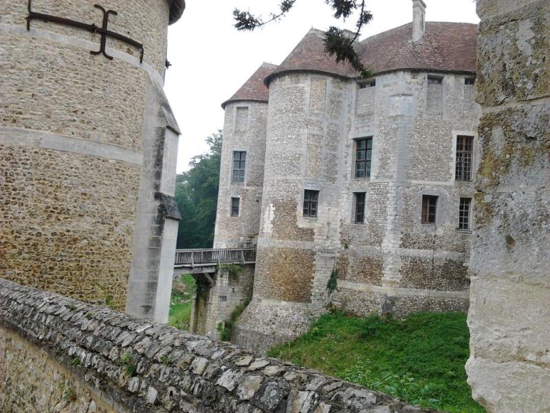le chateau d'harcourt E743e710