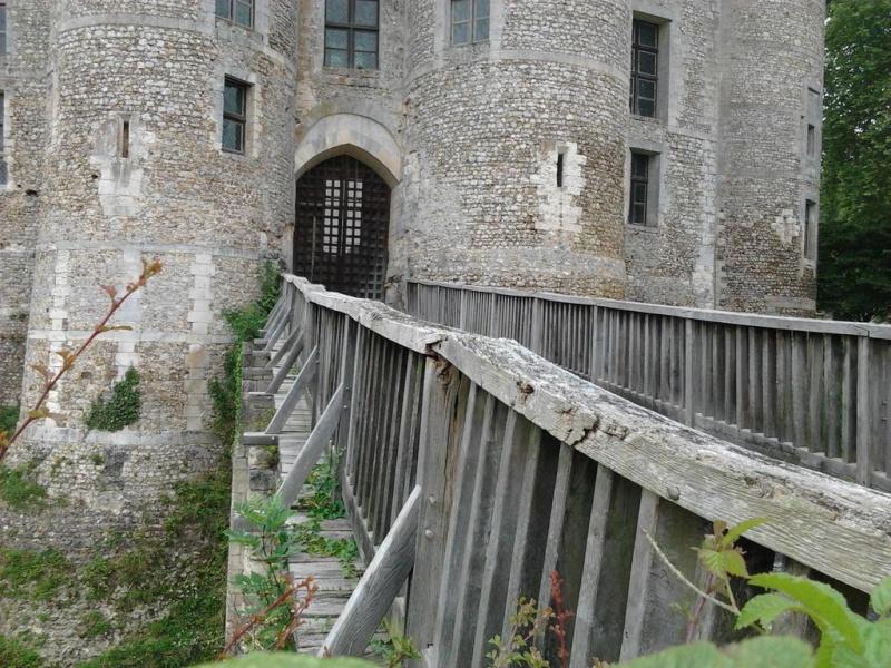 le chateau d'harcourt E8536010