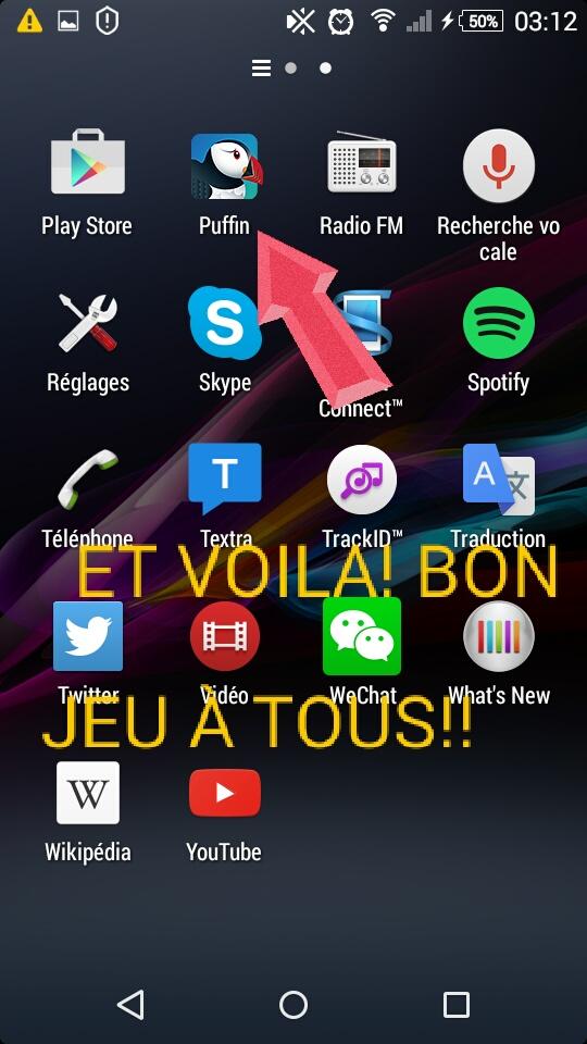[Tuto] Jouer à habbo sur mobile comme sur un PC, gratuitement! Screen15