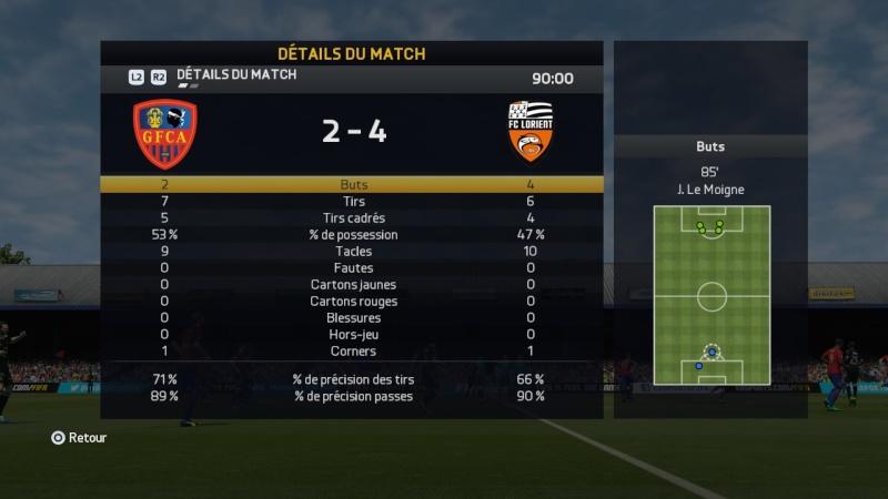 Gazelec Ajaccio - Lorient Fifa_122