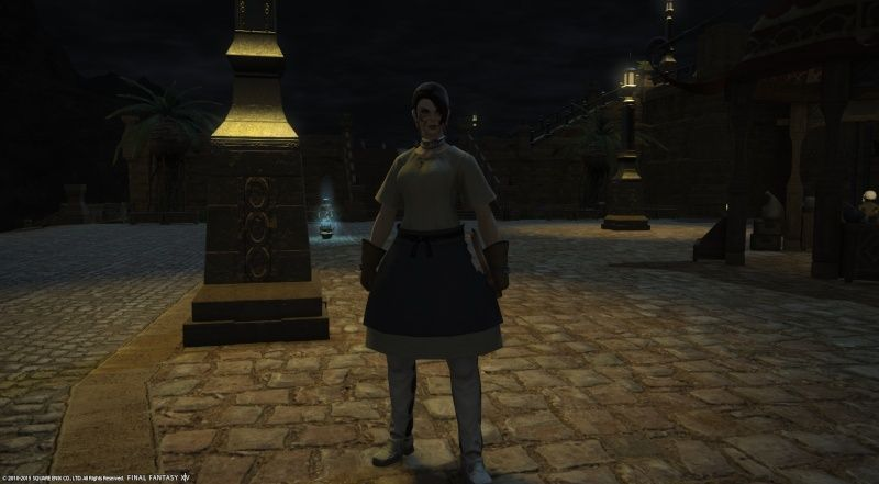 Instant insolite in game Ffxiv_10