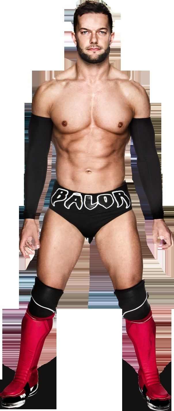 Balor No Paint Attire Fix Finn_b11
