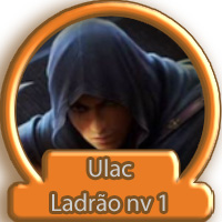 Ulac Vinhel •  Humano Ladrão nv1 Avatar12