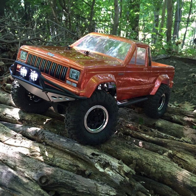 jeep - NEWBIE SCX10 Jeep Comanche! 313