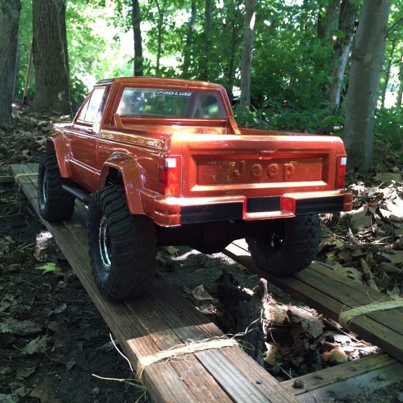 jeep - NEWBIE SCX10 Jeep Comanche! 512