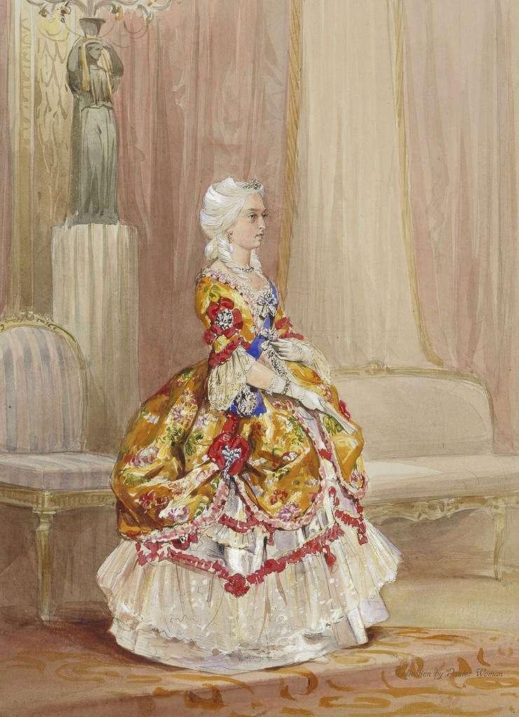 1745 Fancy Ball at Buckingham Palace 0_27fe10