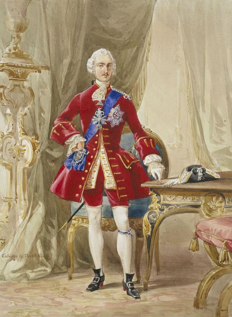 1745 Fancy Ball at Buckingham Palace 0_27fe11